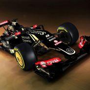 Lotus E23 - LaF1