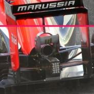 Marussia MR03: Un vistazo técnico