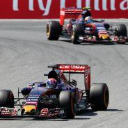 Verstappen le ha ganado la partida a Sainz en 2015 - LaF1