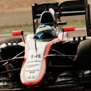 Fernando Alonso en Shanghái - LaF1
