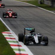 Rosberg lideró todas las vueltas de la carrera - LaF1