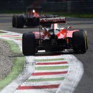 Ferrari en los Libres de Monza - LaF1