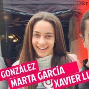 Conocemos a Xavier Lloveras, Marta García y Antolín González