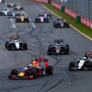 Análisis numérico del GP de Australia - LaF1