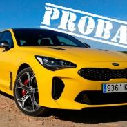 Prueba Kia Stinger GT: hola revolución, adiós prejuicios - SoyMotor.com