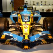 Fernando Alonso Collection, un paseo por el camino hacia la gloria