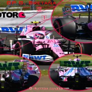 TÉCNICA: Las novedades del GP del 70º Aniversario F1 2020
