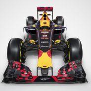 Analizamos el Red Bull RB12 - LaF1