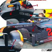 TÉCNICA: Las novedades del GP de Australia F1 2017