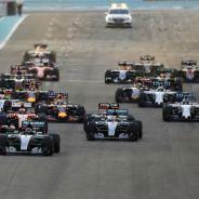 La Fórmula 1 cierra el telón de la temporada 2015 - LaF1