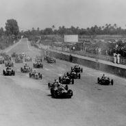 Salida del GP de Trípoli disputado en Libia en 1939 - LaF1