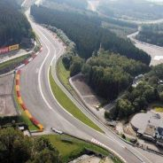 Vista aérea del trazado de Spa-Francorchamps - LaF1