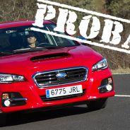 Prueba Subaru Levorg 1.6 GT Lineartronic: deporte en familia - SoyMotor.com
