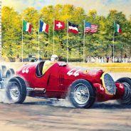 Tazio Nuvolari, la vida de la velocidad