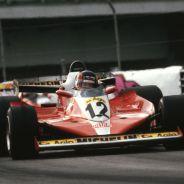 Villeneuve, durante el GP de Canadá 1978 - SoyMotor