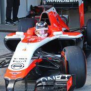 Todas las fotos del Marussia MR03 - Presentación