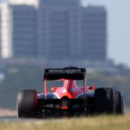 GP de Corea F1 2013: Viernes