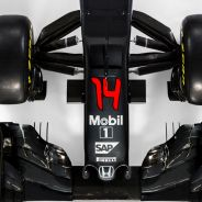 McLaren presenta el MP4-31, el coche de Alonso y Button para 2016