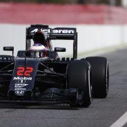 McLaren ha tenido un buen primer día con Jenson Button al volante - LaF1