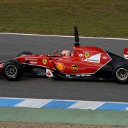 Fotos test F1 Jerez 2014 - Día 1