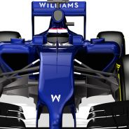 Frontal del Williams FW36
