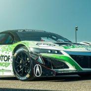 El Acura NSX 100% eléctrico debutará en Pikes Peak