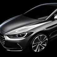 Hyundai Elantra 2016: primer boceto
