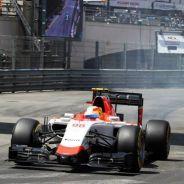 Roberto Merhi rodando en Mónaco - LaF1.es