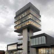 El Circuito del Jarama presume orgulloso de su nueva torre de control - SoyMotor