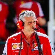 """Maurizio Arrivabane, """"disgustado"""" por no estar en la lucha por la victoria - LaF1"""