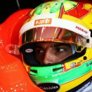 Roberto Merhi, pendiente de la llegada de patrocinadores - LaF1