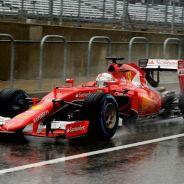 Vettel cree haber superado las expectativas en 2015 - LaF1
