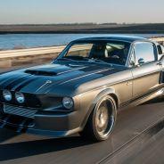 Aunque no es una restauración 100% del original, este Shelby Mustang GT500CR es impresionante - SoyMotor
