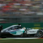 Hamilton lidera las tres sesiones de entrenamientos libres - LaF1