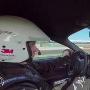 El Ford Mustang V8 en el nuevo Silverstone - SoyMotor