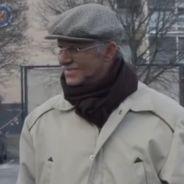 El disfraz de persona mayor le sienta como un guante a Petter Solberg - SoyMotor