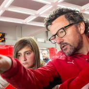 Luca Baldiserri junto con Marta Ariza - LaF1