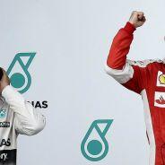 Wolff desea ver una rivalidad entre Vettel y Hamilton - LaF1