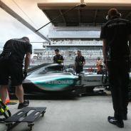 Mercedes encuentra soluciones a sus problemas de fiabilidad - LaF1