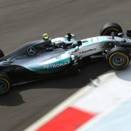 Rosberg abandonó en las primeras vueltas del GP de Rusia - LaF1