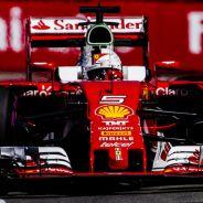 Sebastian Vettel durante los entrenamientos libres en Canadá - LaF1