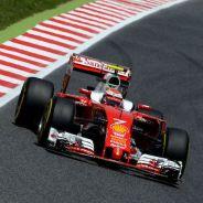 Kimi Räikkönen en el Circuit de Barcelona-Catalunya - LaF1