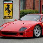 Ferrari F40 -SoyMotor