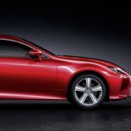 Lexus RC 200t: estrena motor turbo