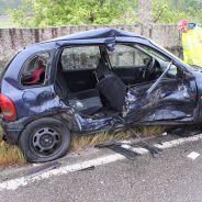 Accidente acontecido en las carreteras españolas durante el último fin de semana - SoyMotor