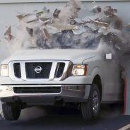 Las furgonetas también saben de gymkhanas