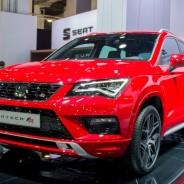 El Seat Ateca FR sirve para introducir un nuevo motor 2.0 TFSI de 190 caballos - SoyMotor