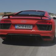 Tom Kristensen exprime al nuevo Audi R8