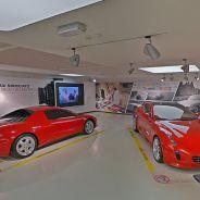 Captura del museo de Ferrari a través de la app de Google Maps - SoyMotor