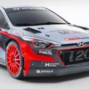 Hyundai Motorsport ha completado más de 8.000 kilómetros de test con el Hyundai i20 WRC 2016 - SoyMotor
